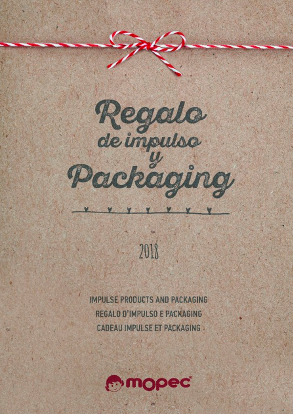 Regalo de impulso Packaging